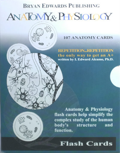 Anatomy & Physiology flash cards - bryanedwards.com