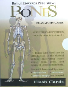 Bones flash cards - bryanedwards.com